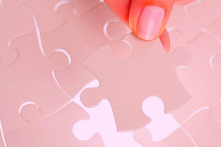 Układanie puzzli