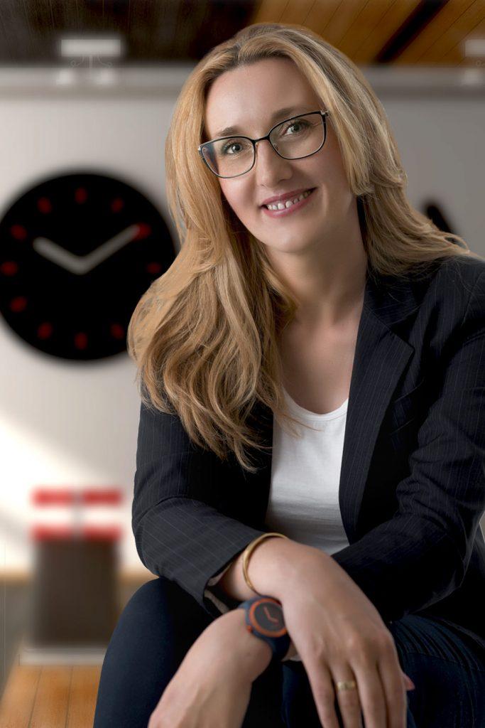 Alina Meszyńska - sport coaching